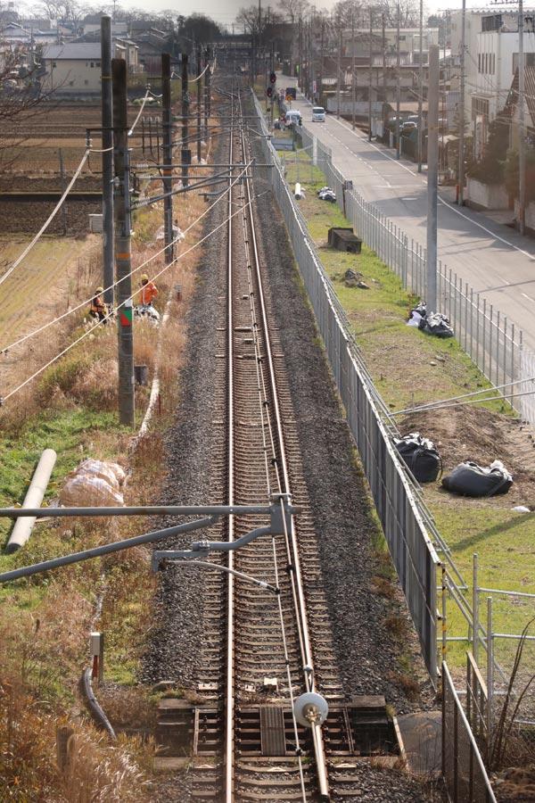 JR奈良線複線化二期工事の記録 2...